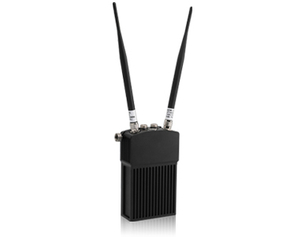 Radio MESH large bande portable MIMO